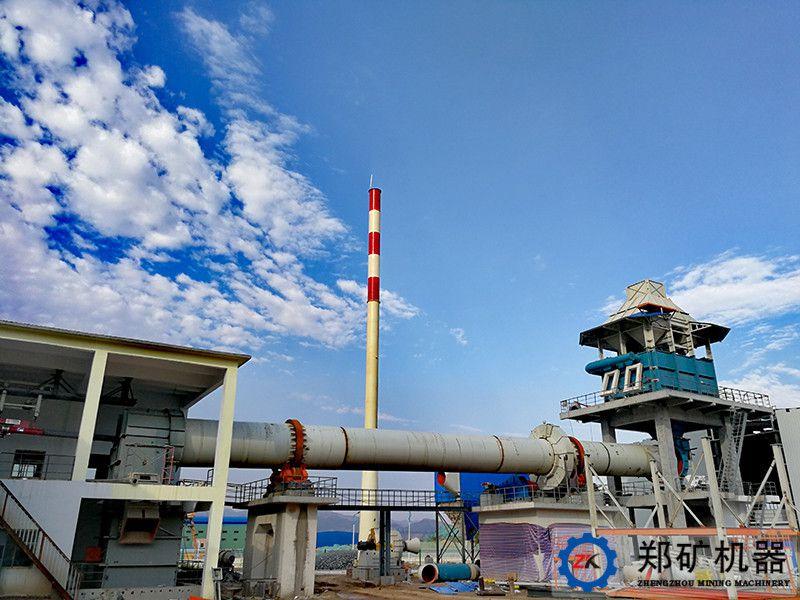 青海濮耐年产15万吨轻烧氧化镁项目