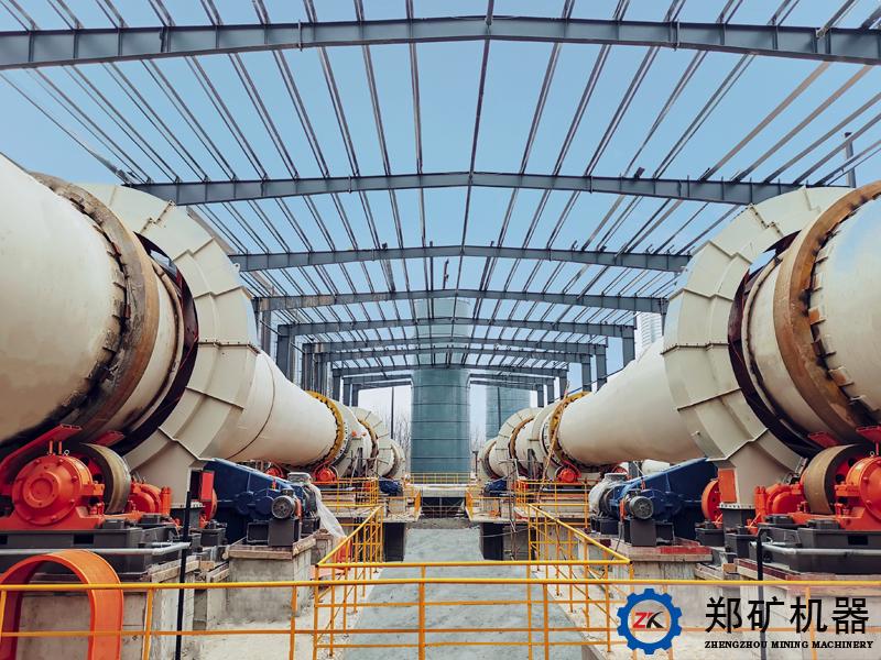 江苏年产60万方陶粒生产线项目
