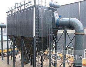 PPC系列气箱脉冲袋式除尘器