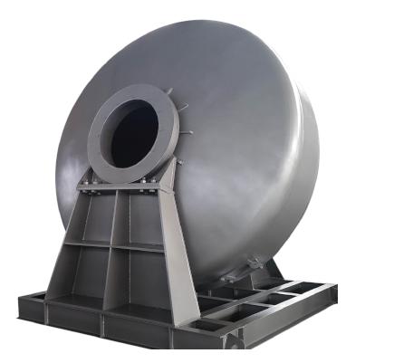 3000mm锅式造粒机