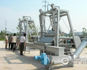 LSS水平螺旋输送机