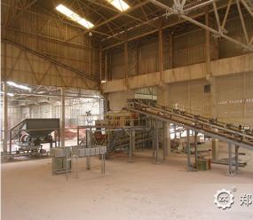 泰国TBM公司建筑陶粒生产线