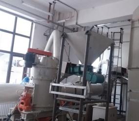 天津城建大学陶粒实验线案例
