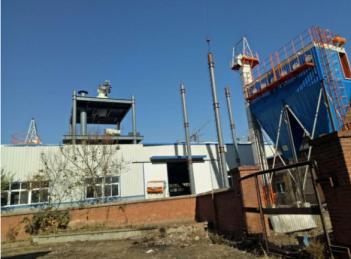 秦皇岛市宝万商贸有限公司煤粉制备项目