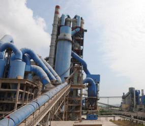 亚美尼亚水泥生产设备项目