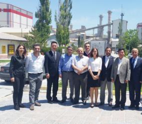 土耳其重烧菱镁矿项目