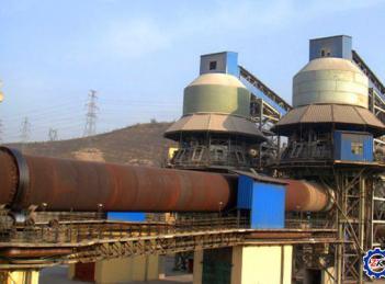 宝塔联合化工有限公司活性石灰煅烧项目