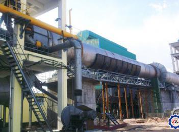 金石镁业有限公司项目