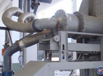 巴基斯坦煤气燃烧系统项目
