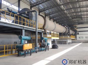 宁波海源新材料有限公司污泥陶粒生产线