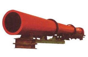 2.4×24m矿渣烘干机