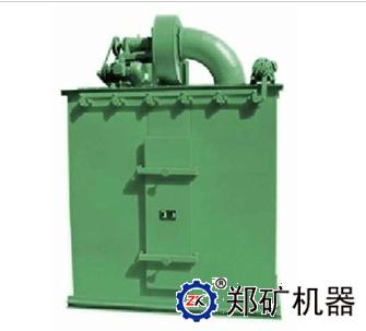 UF机械振打袋式除尘器
