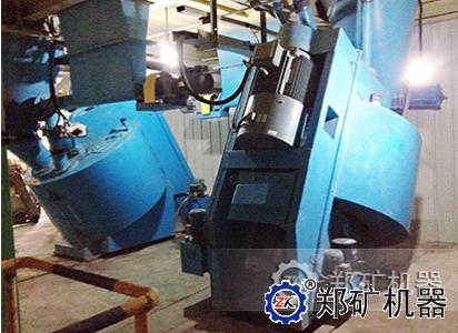 新型陶粒砂制粒机
