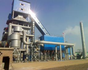 水泥厂除尘器