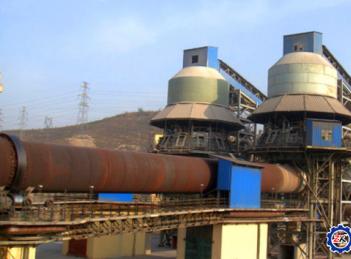 宁夏宝塔联合化工活性石灰煅烧工程