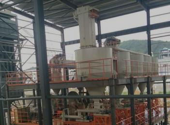 江西泰品新能源有限责任公司碳酸锂生产线