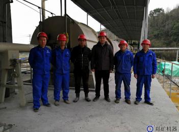 江苏建华年产10万方污泥陶粒生产线项目