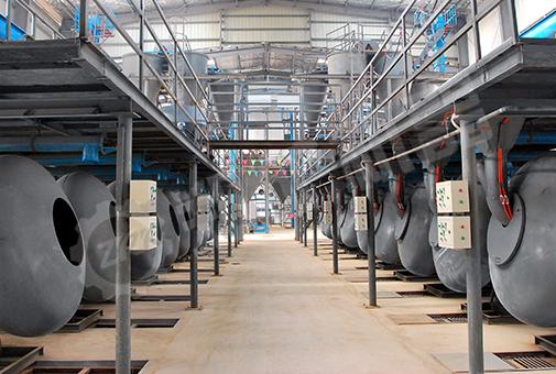 陶粒砂生产线