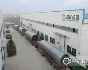 回zhuan窑设备