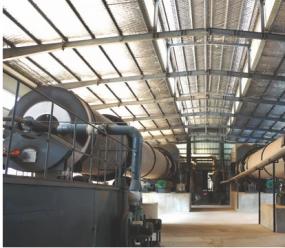 揭阳汇兴环保建材年产10万方陶粒生产线