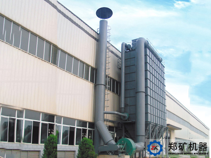 TFC/GFC反吹风布袋除尘器
