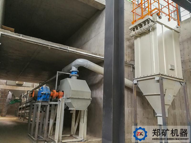 ZM系列单机脉冲除尘器
