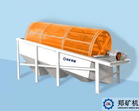 GS系列滚筒筛